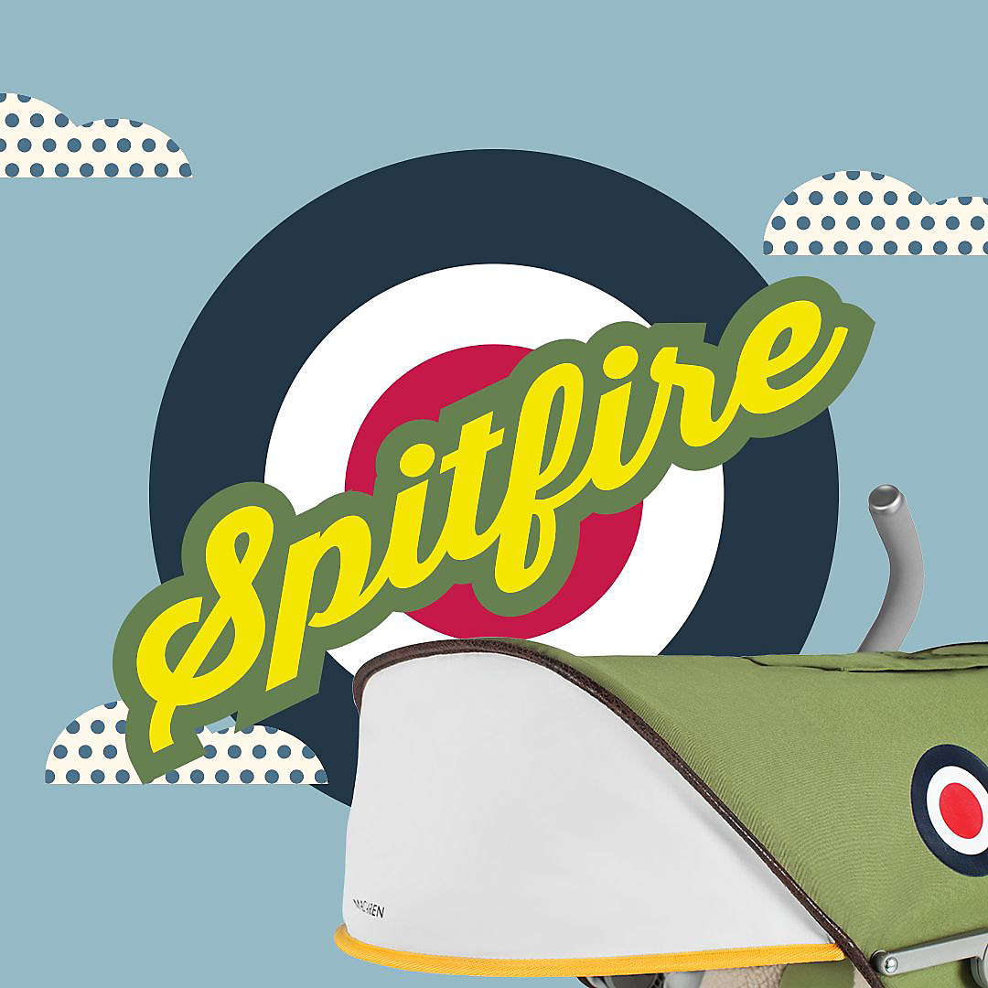 Spitfire: A Historic Fly-Over