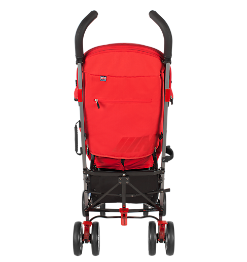 Maclaren BMW Buggy Crimson