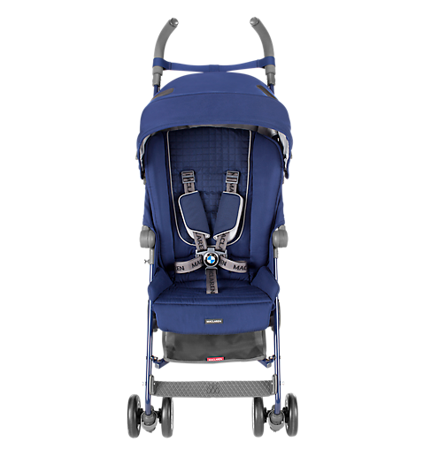 Maclaren BMW Buggy Blue