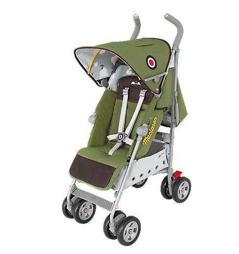 Maclaren Spitfire Stroller