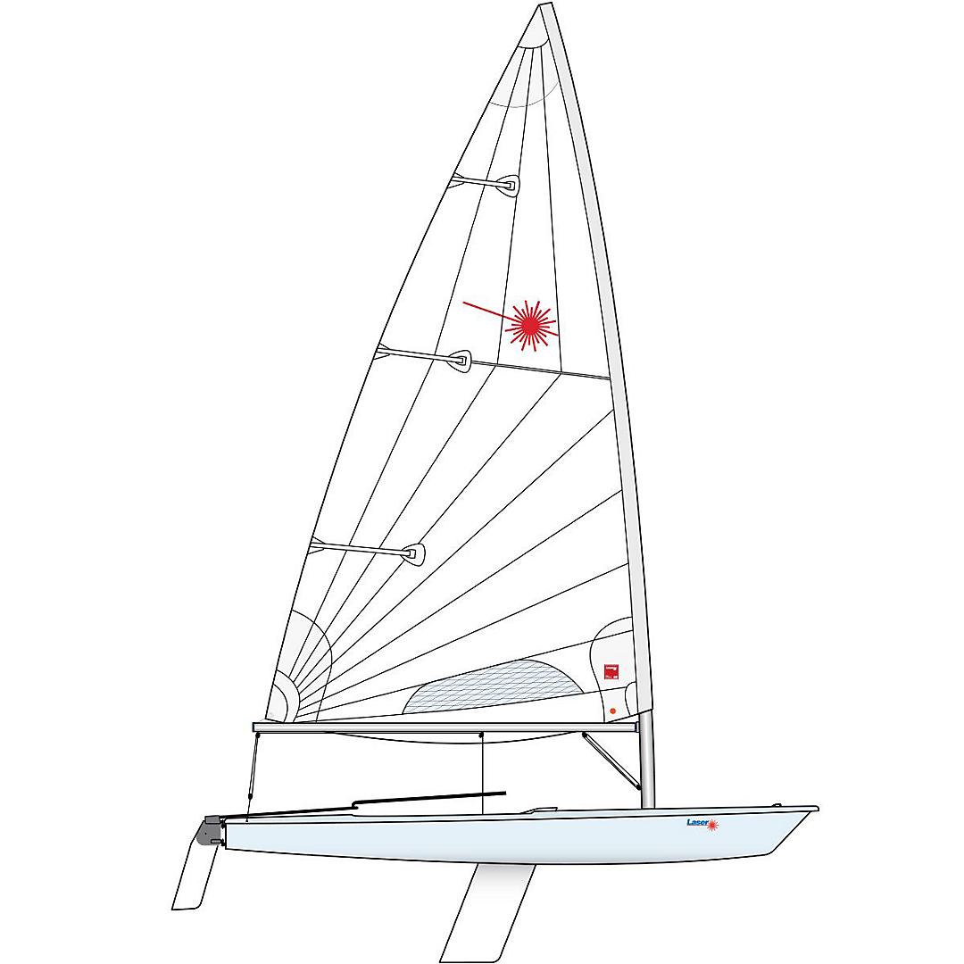 Laser Xd Composite Upper Mast