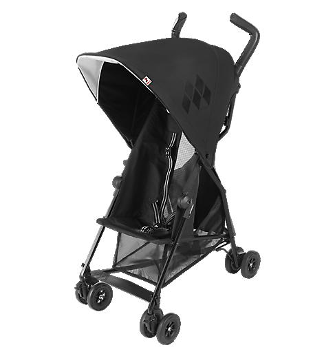 Maclaren Mark II Stroller - Black