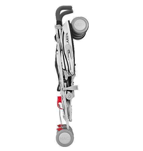 Maclaren Volo Stroller Silver/Black