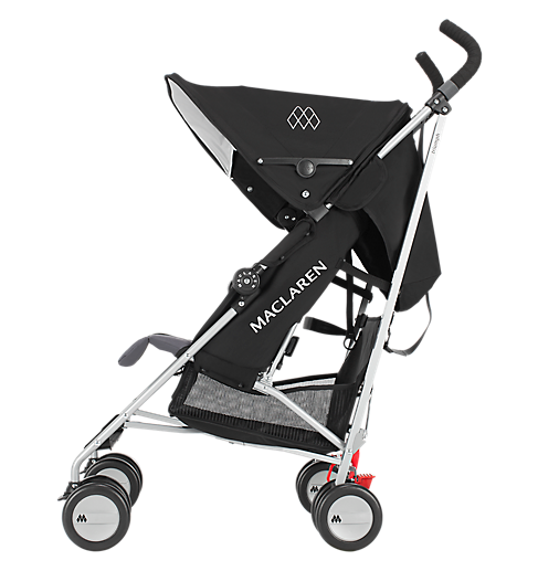 Maclaren Triumph Stroller - Black/Charcoal
