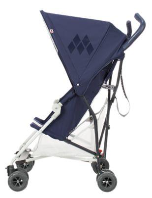 Maclaren Mark II Stroller - Midnight Navy
